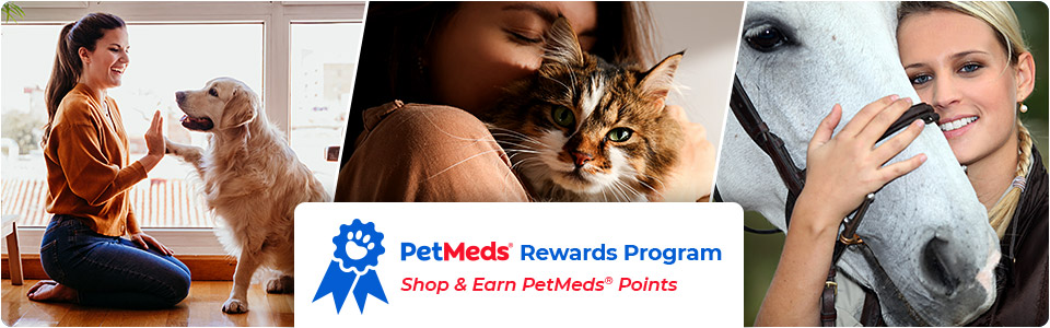 PetMeds Rewards Program