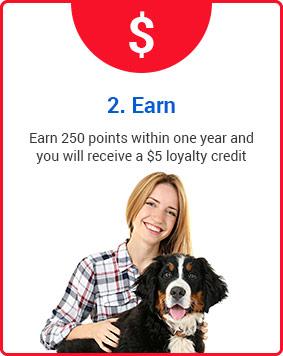 2. Earn
